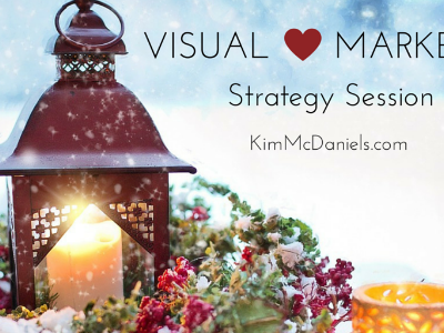 Visual Marketing Strategy Session