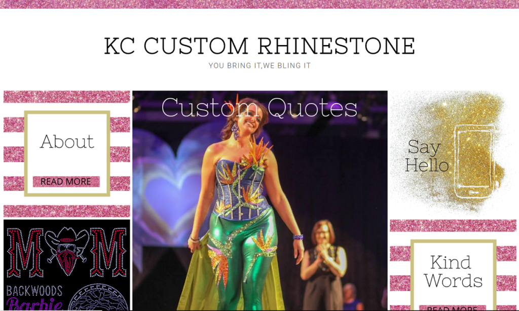 CustomRhinestone.com