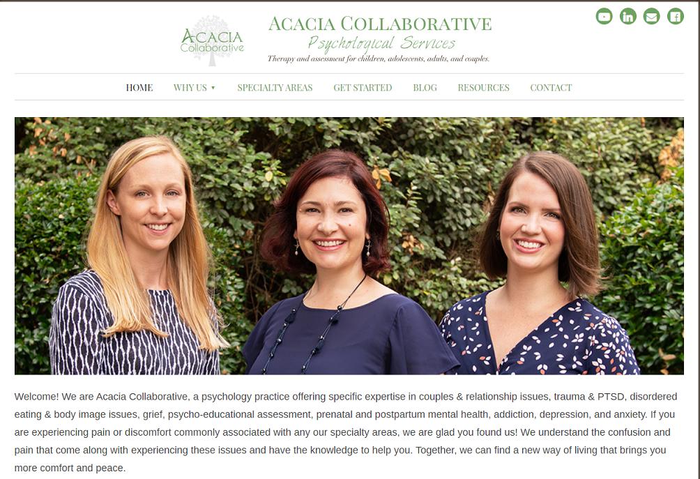 Acacia Collaborative   Durham North Carolina