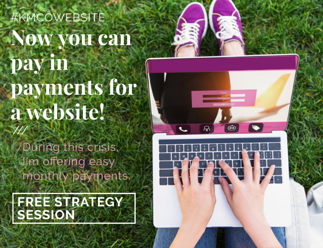 website payments | Kim McDaniels Company
