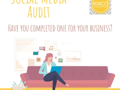 Social Media Audit | Kim McDaniels Co.